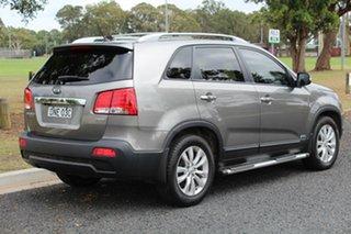 2012 Kia Sorento Platinum Grey Sports Automatic Wagon.
