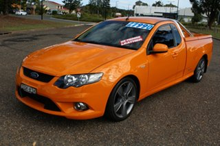 Used FG XR8 Ute Super Cab 2dr Spts Auto 6sp 535kg 5.4i.