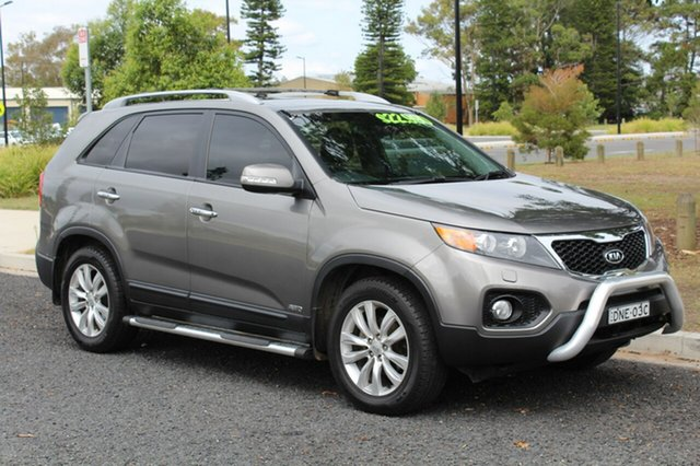 Used Kia Sorento  Platinum, 2012 Kia Sorento Platinum Grey Sports Automatic Wagon