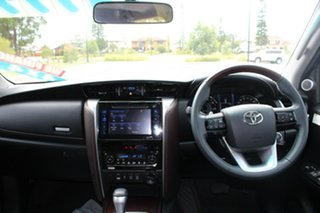 2016 Toyota Fortuner Crusade Blue Automatic Wagon