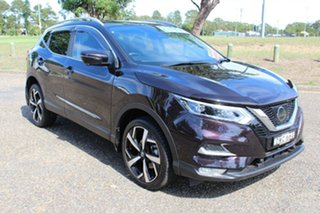 2017 Nissan Qashqai N-TEC Black Constant Variable Wagon.