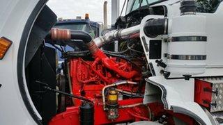 2009 Kenworth T658 White Prime Mover