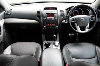 2012 Kia Sorento Platinum Grey Sports Automatic Wagon