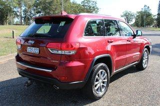 2013 Jeep Grand Cherokee Laredo Red Sports Automatic Wagon