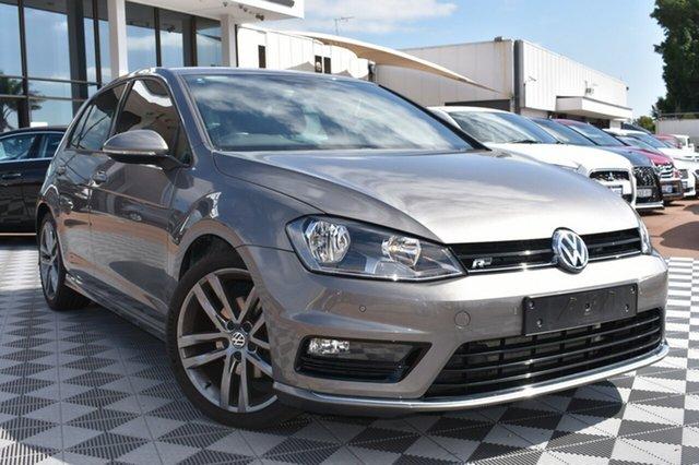 Used Volkswagen Golf VII MY15 103TSI DSG Highline, 2014 Volkswagen Golf VII MY15 103TSI DSG Highline Grey 7 Speed Sports Automatic Dual Clutch