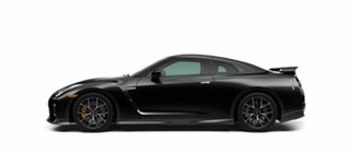 2019 Nissan GT-R R35 MY17 Premium DCT AWD Jet Black 6 Speed Sports Automatic Dual Clutch Coupe