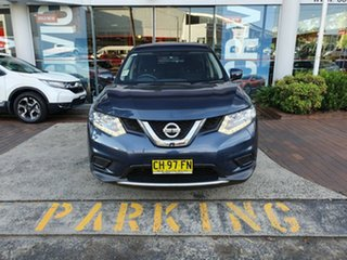 2016 Nissan X-Trail T32 ST X-tronic 2WD Blue 7 Speed Constant Variable Wagon.