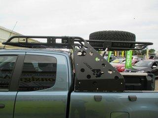 2015 Ford Ranger PX XL Super Cab Blue 6 Speed Manual Utility