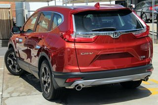 2018 Honda CR-V RW MY19 VTi-E FWD Passion Red 1 Speed Constant Variable Wagon.