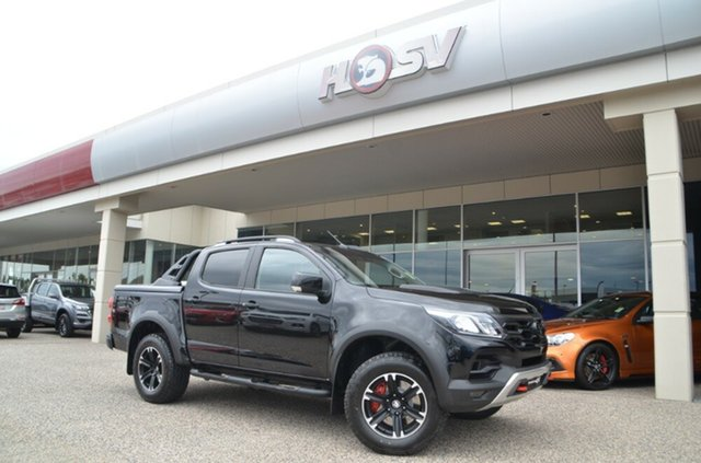 New Holden Special Vehicles Colorado RG , 2018 Holden Special Vehicles Colorado RG Sportscat Plus Mineral Black 6 Speed Automatic Utility
