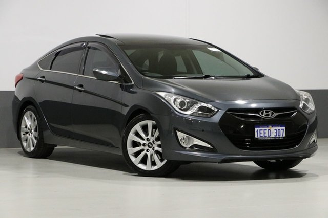 Used Hyundai i40 VF 2 Premium, 2012 Hyundai i40 VF 2 Premium Grey 6 Speed Automatic Sedan