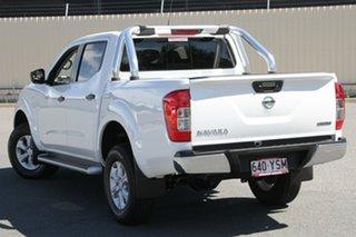 2018 Nissan Navara D23 S3 Silverline Polar White 7 Speed Sports Automatic Utility.