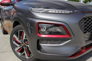 2019 Hyundai Kona OS.2 MY19 Iron Man Edition D-CT AWD Iron Man two-tone 7 Speed.