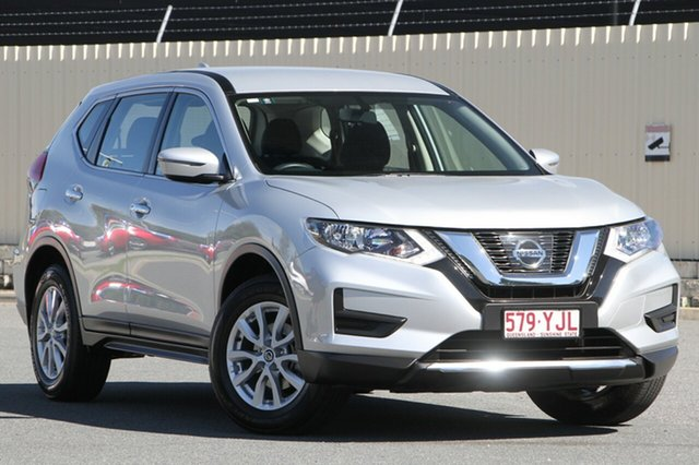 Used Nissan X-Trail T32 Series II ST X-tronic 2WD, 2018 Nissan X-Trail T32 Series II ST X-tronic 2WD Brilliant Silver 7 Speed Constant Variable Wagon