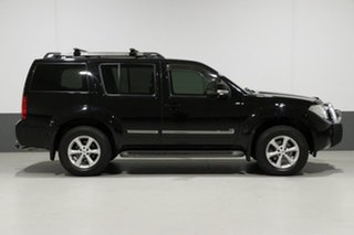 2013 Nissan Pathfinder R51 Series 4 TI 550 (4x4) Black 7 Speed Automatic Wagon