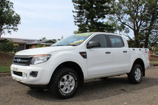 2015 Ford Ranger XL White Sports Automatic Dual Cab Utility