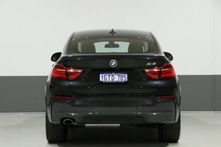 2016 BMW X4 F26 MY16 xDrive 20D Black 8 Speed Automatic Coupe
