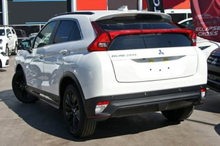 2019 Mitsubishi Eclipse Cross YA MY19 Black Edition 2WD Starlight 8 Speed Constant Variable Wagon
