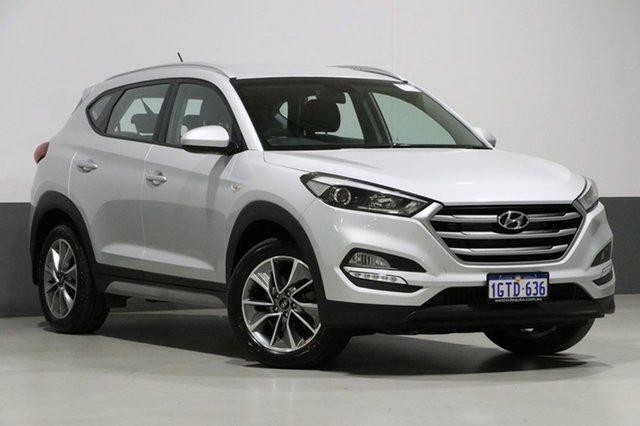 Used Hyundai Tucson TL Active X (FWD), 2017 Hyundai Tucson TL Active X (FWD) Platinum Silver 6 Speed Automatic Wagon