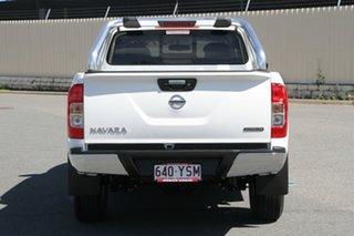2018 Nissan Navara D23 S3 Silverline Polar White 7 Speed Sports Automatic Utility
