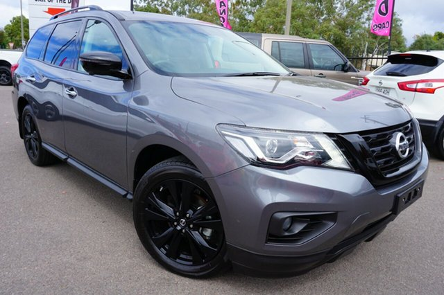 Used Nissan Pathfinder  ST-L X-tronic 2WD N-SPORT, 2018 Nissan Pathfinder R52 Series II M ST-L X-tronic 2WD N-SPORT Grey 1 Speed Constant Variable