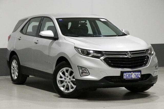 Used Holden Equinox EQ MY18 LS (FWD), 2018 Holden Equinox EQ MY18 LS (FWD) White 6 Speed Manual Wagon