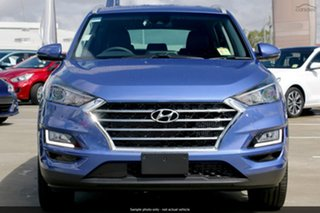 2018 Hyundai Tucson TLE3 MY19 Special Edition AWD Champion Blue 8 Speed Sports Automatic Wagon.