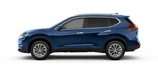 2019 Nissan X-Trail T32 Series II ST-L X-tronic 4WD Marine Blue 7 Speed Constant Variable Wagon