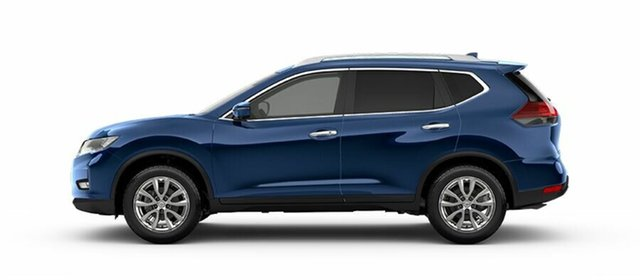 New Nissan X-Trail T32 Series II ST-L X-tronic 4WD, 2019 Nissan X-Trail T32 Series II ST-L X-tronic 4WD Marine Blue 7 Speed Constant Variable Wagon