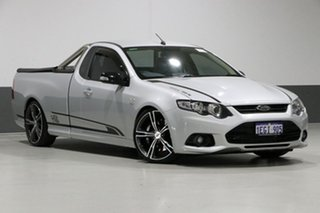 2013 FPV GS FG MK2 Silver 6 Speed Auto Seq Sportshift Utility.