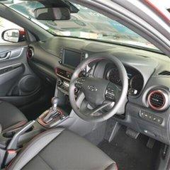 2018 Hyundai Kona OS.2 MY19 Iron Man Edition D-CT AWD Iron Man two-tone 7 Speed