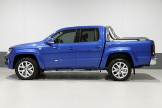 2017 Volkswagen Amarok 2H MY17.5 V6 TDI 550 Ultimate Blue 8 Speed Automatic Dual Cab Utility
