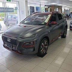 2018 Hyundai Kona OS.2 MY19 Iron Man Edition D-CT AWD Iron Man two-tone 7 Speed.