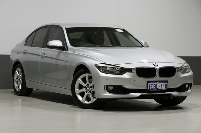 Used BMW 320i F30 , 2012 BMW 320i F30 Silver 8 Speed Automatic Sedan
