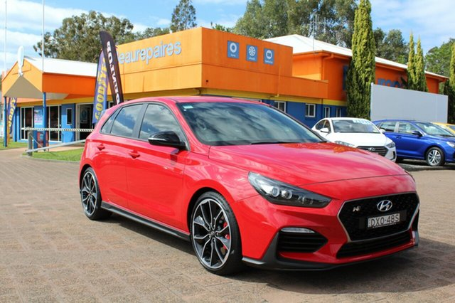 Demo Hyundai i30 PDe MY18 Performance, Demo MY18 PDe i30 N HATCH PERFORMANCE 2.0 Petrol Manual
