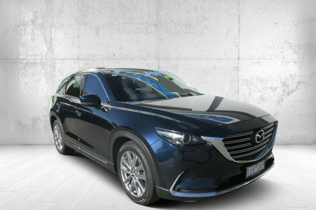 Used Mazda CX-9 TC GT SKYACTIV-Drive i-ACTIV AWD, 2016 Mazda CX-9 TC GT SKYACTIV-Drive i-ACTIV AWD Deep Crystal Blue 6 Speed Sports Automatic Wagon