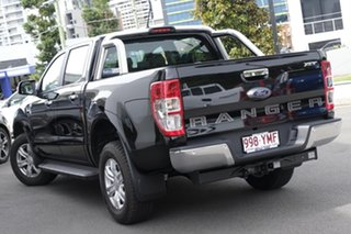 2018 Ford Ranger PX MkIII 2019.00MY XLT Pick-up Double Cab Shadow Black 6 Speed Sports Automatic.