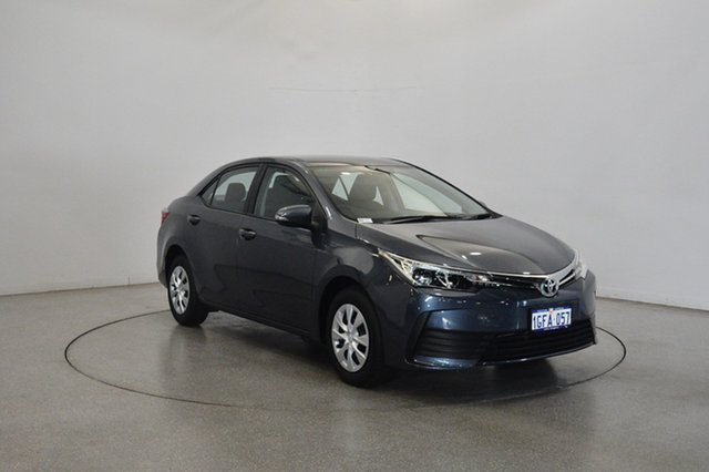Used Toyota Corolla ZRE182R Ascent S-CVT, 2017 Toyota Corolla ZRE182R Ascent S-CVT Grey 7 Speed Constant Variable Hatchback