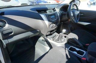 2017 Nissan Navara D23 S3 RX 4x2 Polar White 6 Speed Manual Cab Chassis