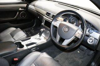 2010 Holden Caprice WM II V Black 6 Speed Auto Active Sequential Sedan
