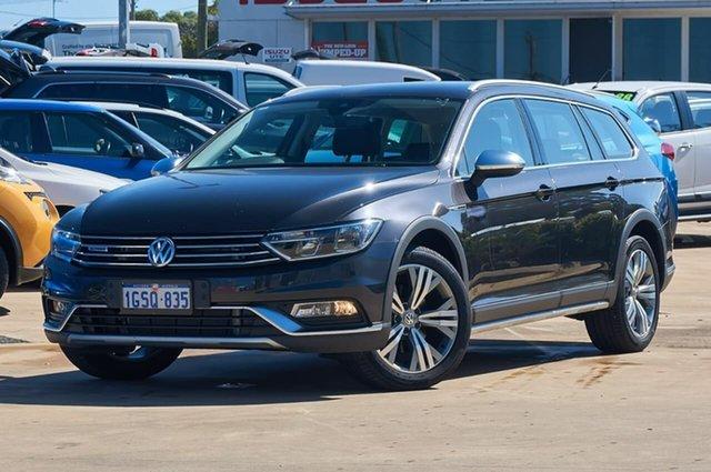 Used Volkswagen Passat 3C (B8) MY18 140TDI DSG 4MOTION Alltrack, 2017 Volkswagen Passat 3C (B8) MY18 140TDI DSG 4MOTION Alltrack Grey 6 Speed