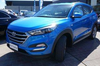 2017 Hyundai Tucson TL MY17 Active X 2WD Blue 6 Speed Sports Automatic Wagon.