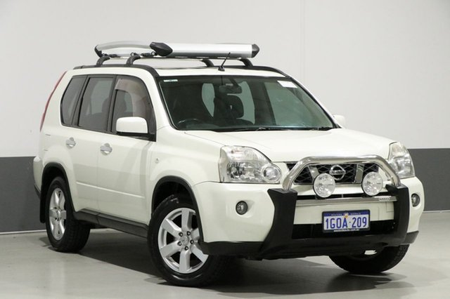 Used Nissan X-Trail T31 TI (4x4), 2007 Nissan X-Trail T31 TI (4x4) White 6 Speed CVT Auto Sequential Wagon