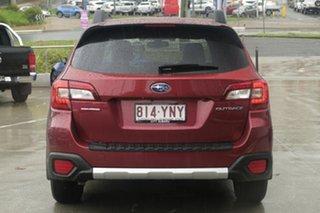2018 Subaru Outback B6A MY18 2.5i CVT AWD Premium Crimson Red 7 Speed Constant Variable Wagon