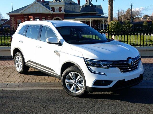New Renault Koleos HZG Life X-tronic, 2018 Renault Koleos HZG Life X-tronic Universal White 1 Speed Constant Variable Wagon