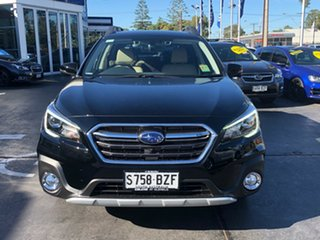 2018 Subaru Outback B6A MY18 3.6R CVT AWD Crystal Black 6 Speed Constant Variable Wagon.