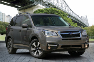 2017 Subaru Forester S4 MY18 2.5i-L CVT AWD Brown 6 Speed Constant Variable Wagon.