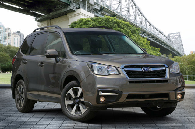 Used Subaru Forester S4 MY18 2.5i-L CVT AWD, 2017 Subaru Forester S4 MY18 2.5i-L CVT AWD Brown 6 Speed Constant Variable Wagon