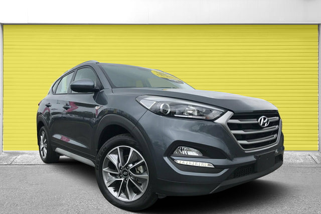 Used Hyundai Tucson TL MY17 Active X 2WD, 2017 Hyundai Tucson TL MY17 Active X 2WD Grey 6 Speed Sports Automatic Wagon