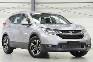 2020 Honda CR-V RW MY20 VTi FWD Lunar Silver 1 Speed Constant Variable Wagon.